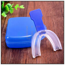 100% New Anti Snore Moldable Mouthpiece Stop Snoring Sleeping Aid Mouth Device A
