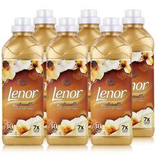 Lenor Goldene Orchidee Weichspüler 900 ml / 30 WL/7x längere Frische (6er Pack)