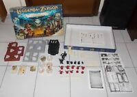 LA LEGGENDA DI ZARGON – Parker Hasbro 1993 OTTIMO Completo Zagor Heroquest