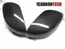 CARBON FIBER MIRROR COVERS FITS INFINTI 2008 -13 G37 COUPE 2015-16 Q60