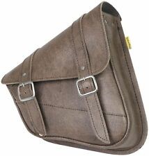 WILLIE AND MAX VINT BROWN SYN LTHR SWINGARM 59779-00 LUGGAGE OTHER