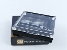 OLYMPUS OM FOCUSING SCREEN GRID CLEAR  JJ39