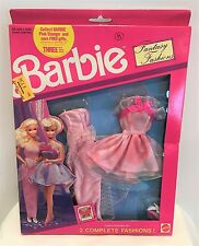 Barbie Fantasy Fashions Evening Gown Dresses Outfits Clothing Clothes 1991