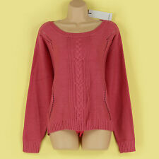 Boat Neck None Thin Knit Jumpers & Cardigans for Women