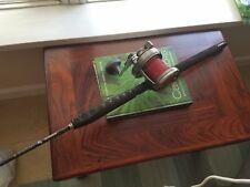 Shimano Tyrnos TYR16II 2 Speed Lever Drag Fishing Reel Combo Trevall XXHeavy Rod