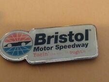 "Bristol Motor Speedway ""Racin The Way It Ought'A Refrigerator Fridge Magnet"
