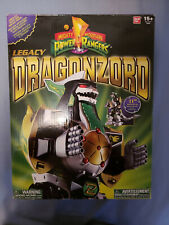 Bandai Legacy Mighty Morphin Power Rangers Dragonzord Action Figure