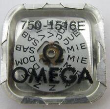 Omega Watch 750 1216 E movement Part calendar Day wheel in Spanish