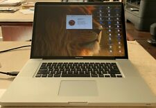 "Apple MacBook Pro A1297 17"" Laptop - MD311LL/A (Late 2011)"