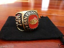 Balfour Jewelers Trophy Display Ring San Francisco 49ers Officially Licensed NEW