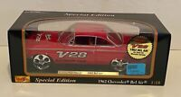 Maisto 1/18 Scale Diecast 1962 Chevrolet Bel Air Milwaukee V28 Monster Garage