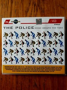 The Police VCD Every Breath You Take 2004 from India