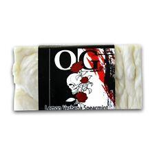 RAD Soap Co. Handmade Natural Body Bar, OG Lemon Verbena Spearmint, 6+oz,