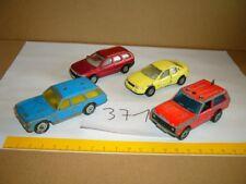 Konvolut Nr. 371 SIKU Audi A4 1.8, Volvo V40 2.0 16V, Range Rover, Ford Granada