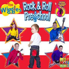 The Wiggles - Rock & Roll Preschool [New CD]