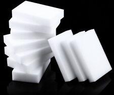 10 x Magic Cleaning Sponge Eraser Stain Remover Pad Melamine Foam Dirt Pad - UK
