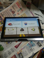 """Rand Mcnally tnd T80Truck Gps and tablet """"never used"""""""