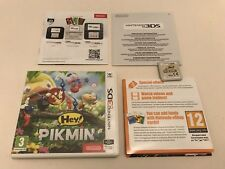 Hey! Pikmin Nintendo 3DS Boxed PAL Rare