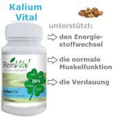 Kalium Kapseln- hochdosiert - hergestellt in Deutschland