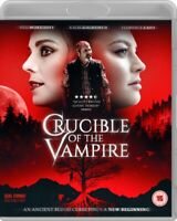 Nuovo Crucible Of The Vampire Blu-Ray + DVD (SBF600D)