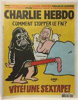 Charlie Hebdo - N*1220 du 9 décembre  2015
