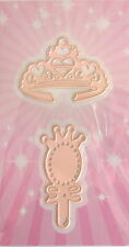Joy Craft Die Cutter Little Princess Tiara + Mirror - craft, card making, 0353