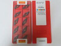 10 pcs SANDVIK Carbide inserts VBMT 332-PM / VBMT 160408-PM Grade 4225
