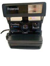 Polaroid One Step Close Up 600 Instant Film Camera With Flash, Works