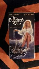 The Butcher's Wife vhs