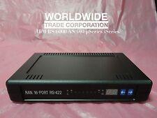 New IBM 93H6563 93H6562 Enhanced 16 Port RS-422 Remote Async Node RS6000,pseries