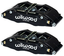 "WILWOOD DYNAPRO 6 BRAKE CALIPERS,DP6,DRAG RACE,HOT ROD,STREET/STRIP,1.10"",4.04"""