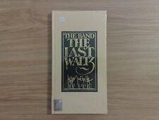 THE BAND (BOB DYLAN, ERIC CLAPTON)-THE LAST WALTZ-4 CD BOXSET SIGILLATO (SEALED)