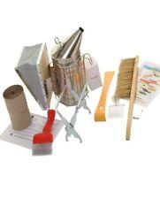 Beekeeping Galvanised Bee Smoker and Starter Tool Kit