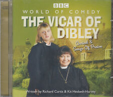 The Vicar Of Dibley Arrival Songs Of Praise CD Audio BBC Comedy Dawn French
