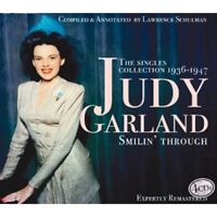 Judy Garland - Smilin Through: Singles Collection 1936-47 [New CD] UK - Import