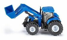 BRAND NEW - SIKU - 1986 -  NEW HOLLAND WITH FRONT LOADER - 1:50 SCALE