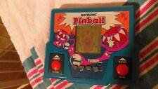 Vintage TIGER ELECTRONIC PINBALL 1987 Handheld Game (Tested / Working)