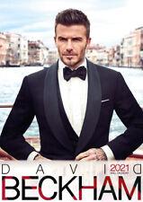 David Beckham 2021 Calendar  Premium Quality