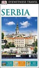 DK Eyewitness Travel Guide Serbia, DK, New Book