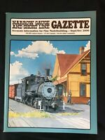 Narrow Gauge and Short Line Gazette September October 2006