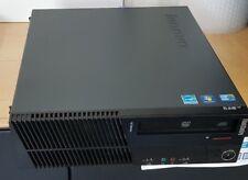 Lenovo Thinkcentre M81 Core i3-2120T 2.5GHz 4GB 250GB HDD Win7 Pro