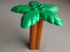 LEGO Duplo Palme Safari Zoo Affe Tiere Tier Pflanzen hell grün 31059 Stamm braun