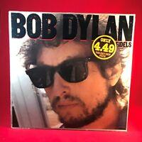 Bob Dylan Infidels 1983 GB Vinyle LP Excellent État