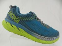 HOKA ONE ONE Clifton 5 Blue Sz 12.5 Men Running Shoes