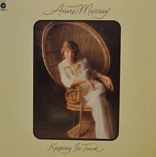 "ANNE MURRAY - KEEPING EN CONTACT CAPITOL ST-11559 12"" LP ( R884)"