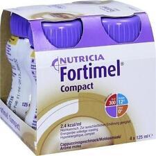 FORTIMEL Compact 2.4 Cappuccinogeschmack 4X125 ml PZN 10743529