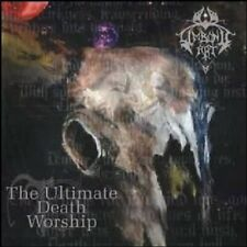 Limbonic Art - The Ultimate Death Worship +1 BONUSTRACK CD NEU OVP