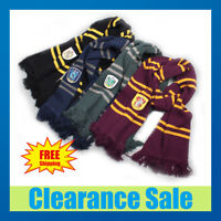 Harry Potter Hogwarts Halloween Robe Cloak Scarf Tie School Cosplay Costumes