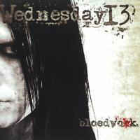 WEDNESDAY13 - BLOODWORK (EP)   VINYL LP NEU