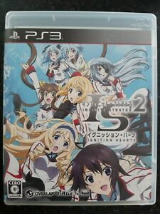 Is Infinite Stratos 2 Ignition Hearts Japanese Playstation 3